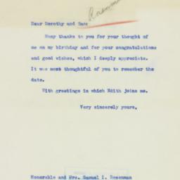 Letter : 1939 April 3