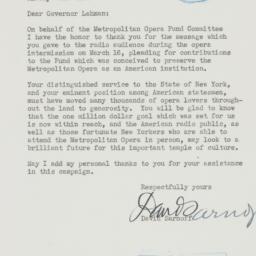 Letter : 1940 April 30