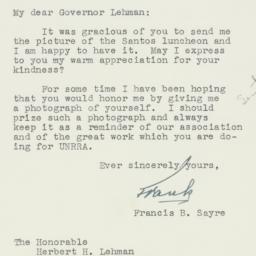 Letter : 1945 January 24