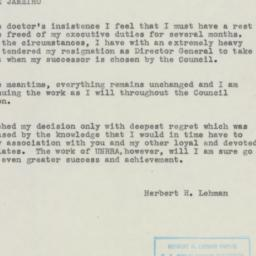 Letter : 1946 March 12