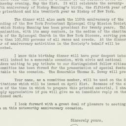 Letter : 1941 April 10