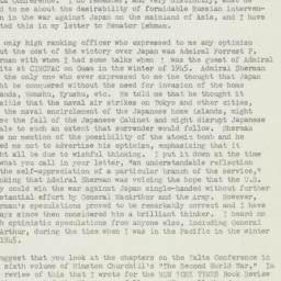 Letter : 1955 April 28