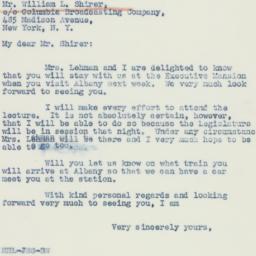 Letter : 1942 January 28