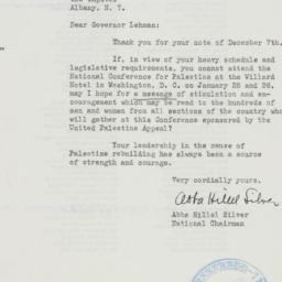 Letter : 1940 December 10