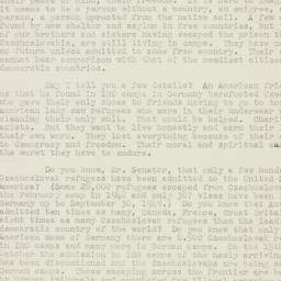 Letter : 1949 December 21