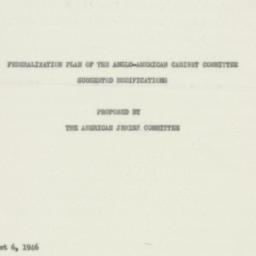 Manuscript: 1946 August 6