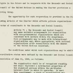 Manuscript : 1946 December 18