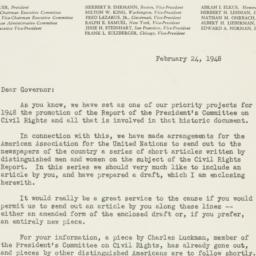 Letter : 1948 February 24
