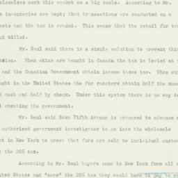 Memorandum : 1952 June 17