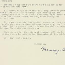 Letter : 1940 May 13