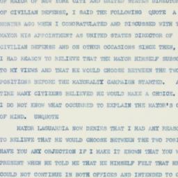 Telegram : 1941 October 29