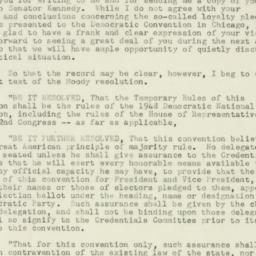 Letter : 1952 December 18