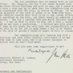 Letter : 1931 October 13