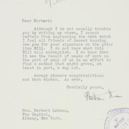 Letter : 1937 May 19