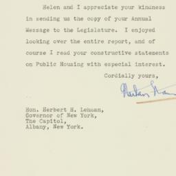 Letter : 1938 January 12