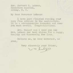 Letter : 1940 January 4