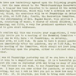 Letter : 1938 August 12