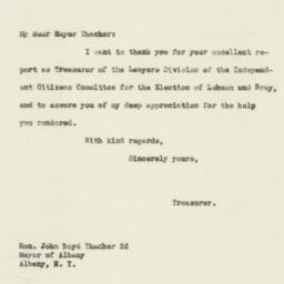 Letter : 1932 December 2
