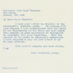 Letter : 1936 January 14