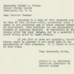 Letter : 1950 August 2