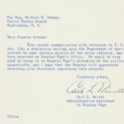 Letter : 1950 April 18