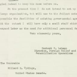 Letter : 1943 January 7