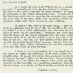 Letter : 1950 April 17