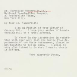 Letter : 1936 January 13