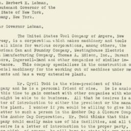 Letter : 1931 January 17
