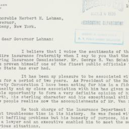 Letter : 1935 May 9