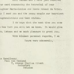 Letter : 1947 July 11