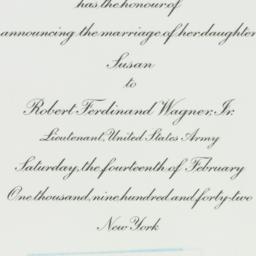 Letter : 1942 February 14