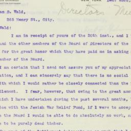 Letter : 1916 December 23