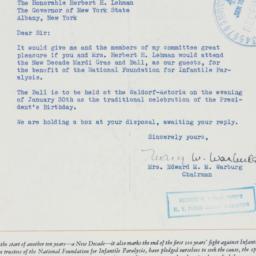 Letter : 1941 January 11