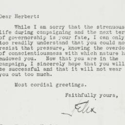 Letter : 1936 July 2