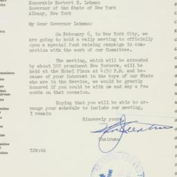 Letter : 1941 January 24