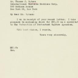 Letter : 1946 July 15