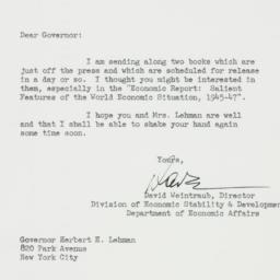 Letter : 1948 February 4