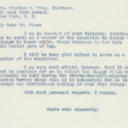 Letter : 1942 April 15