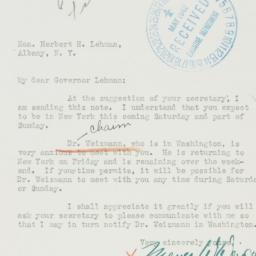 Letter : 1942 May 26