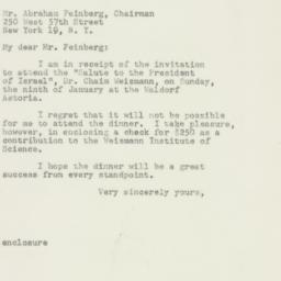 Letter : 1948 December 27