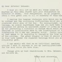Letter : 1946 April 6