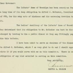 Letter : 1935 September 19