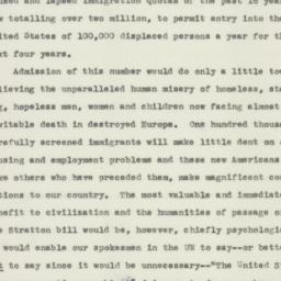 Manuscript: 1947 April 24