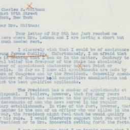Letter : 1941 May 12
