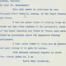 Letter : 1942 October 5