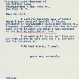 Letter : 1941 July 21