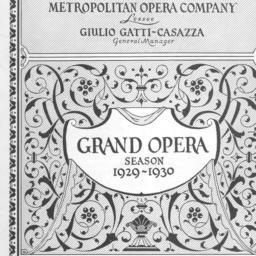 1 program, 1930