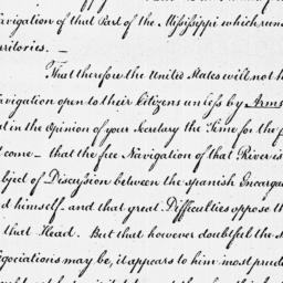 Document, 1786 February 25