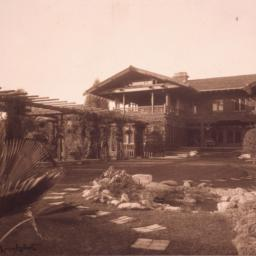[Robert R. Blacker house, P...